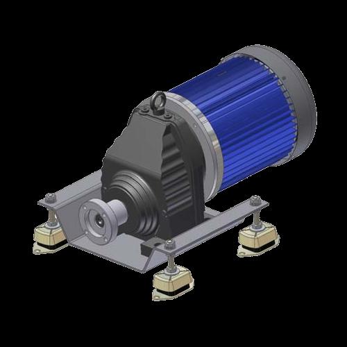 Kraeutler electric motor supplier hushcraft for Electric motors and drives